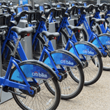 Data Visualization for Citibike Usage